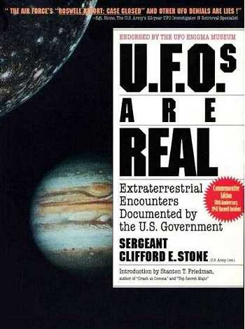 Clifford E. Stone - UFO's are Real