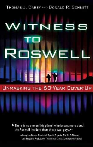 Thomas J. Carey - Witness to Roswell