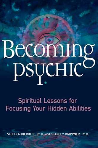 Stephen Kierulff - Becoming Psychic