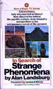 Alan Landsburg - In Search of Strange Phenomena