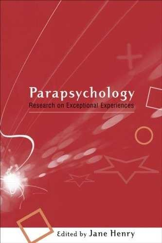 Jane Henry - Parapsychology