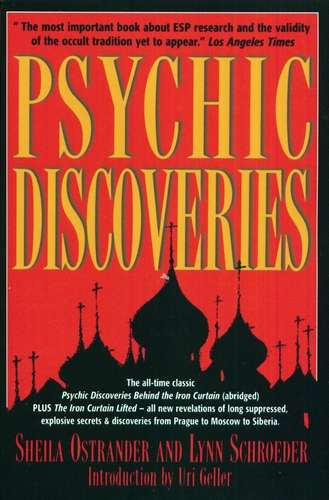 Sheila Ostrander - Psychic Discoveries by the Russians