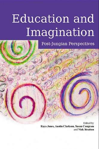 Raya Jones - Education and Imagination