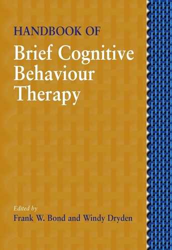 Frank W. Bond - Brief Cognitive Behaviour Therapy