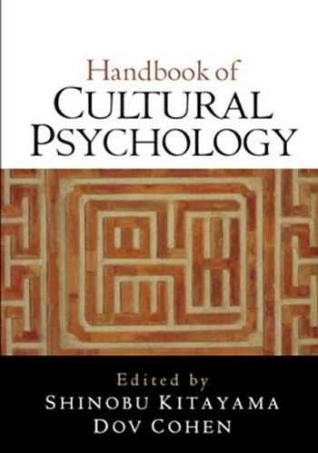 Shinobu Kitayama - Handbook of Cultural Psychology
