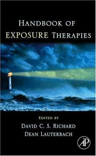 David C. Richard (ed.) - Handbook of Exposure Therapy