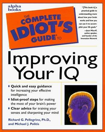Richard Pellegrino - Improving Your IQ