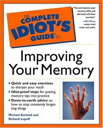 Michael Kurland - Improving Your Memory