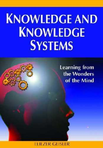Eliezer Geisler - Knowledge and Knowledge Systems
