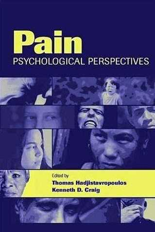 T. Hadjistavropoulos (ed.) - Pain - Psychological perspectives