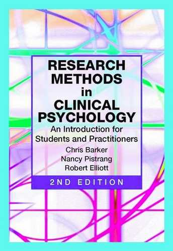 Chris Barker - Research Methods in Clinical Psychology