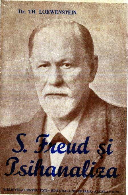 Th. Loewenstein - S. Freud și psihanaliza