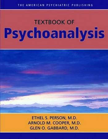 Ethel S. Person - Textbook of Psychoanalysis