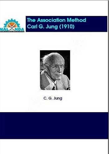 Carl G. Jung - The Association Method