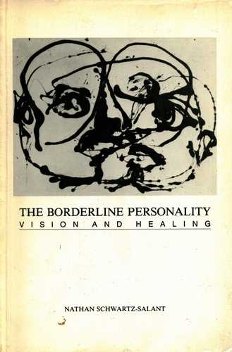 Nathan Schwartz-Salant - The Borderline Personality