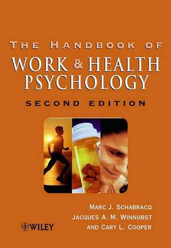 Mark Schabracq - The Handbook of Work & Health Psychology