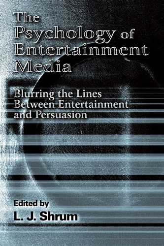L.J. Shrum - The Psychology of Entertainment Media
