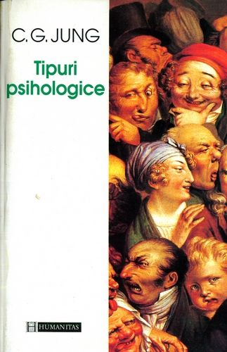 C.G. Jung - Tipuri psihologice