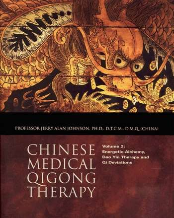 Jerry Alan Johnson - Chinese Medical Qigong Therapy (vol. II)