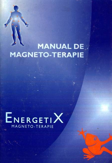 EnergetiX - Manual de magneto-terapie