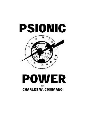 Charles W. Cosimano - Psionic Power