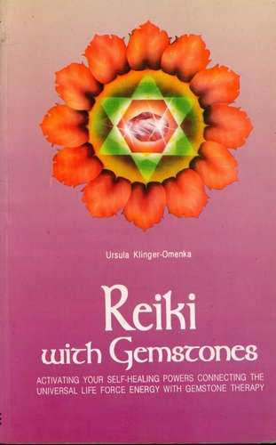 Ursula Klinger-Omenka - Reiki with Gemstones