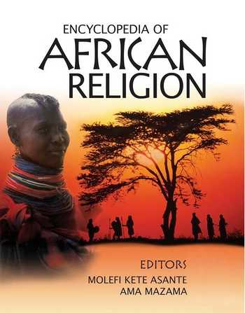 Molefi Kete Asante - Encyclopedia of African Religion