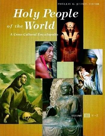 Phyllis Jestice - Holy People of the World