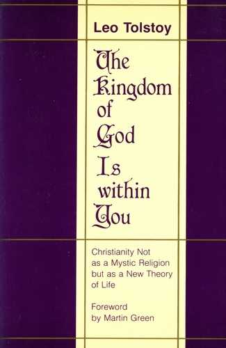 Lev Tolstoi - The Kingdom of God Is within You
