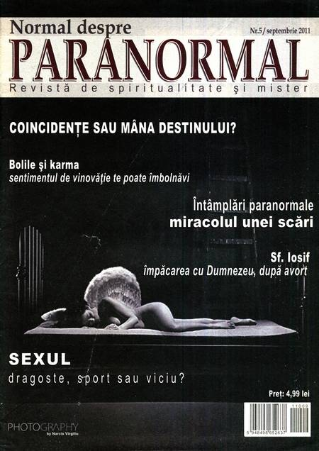 Normal despre Paranormal - Nr. 5, 2011