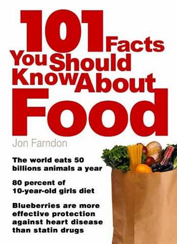 Jon Farndorn - 101 Facts You Should Know about Food