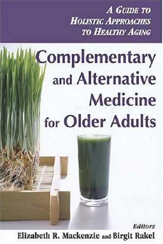Elizabeth Mackenzie - Complementary and Alternative Medicine