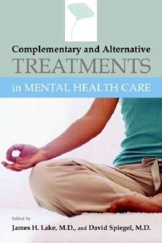 James H. Lake - Complementary and Alternative Treatments