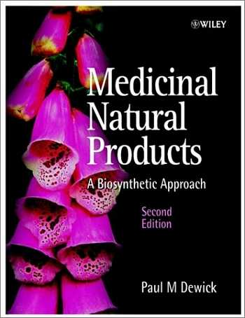P. Dewick - Medicinal Natural Products - A Biosynthetic Approach