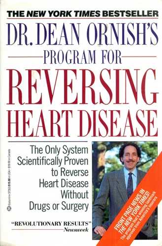 Dean Ornish - Reversing Heart Disease