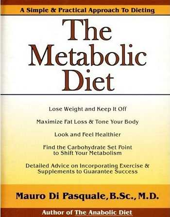 Mauro Di Pasquale - The Metabolic Diet