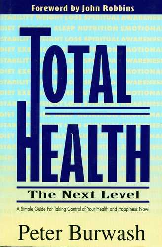 Peter Burwash - Total Health