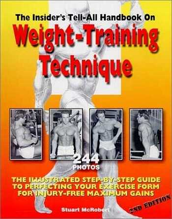 Stuart McRobert - Weight-Training Technique