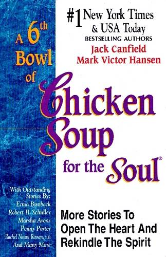 Jack Canfield & Mark Victor Hansen - Chicken Soup for the Soul