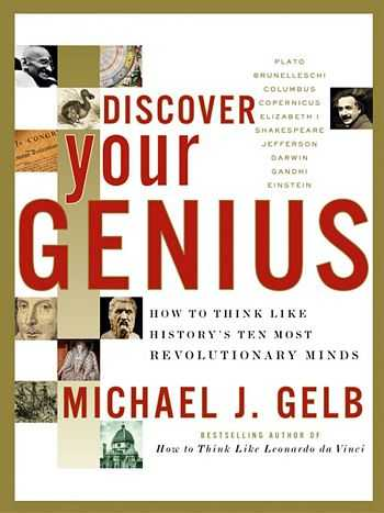 Michael J. Gelb - Discover Your Genius