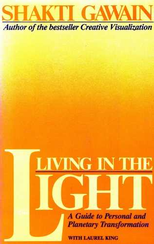 Shakti Gawain - Living in the Light