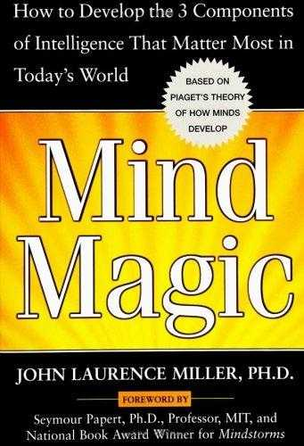 John Laurence Miller - Mind Magic