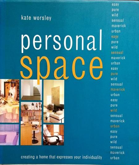 Kate Worsley - Personal Space