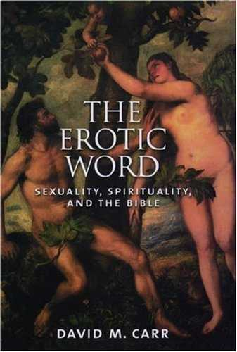 David M. Carr - The Erotic Word