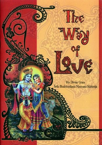 Narayana Maharaja - The Way of Love