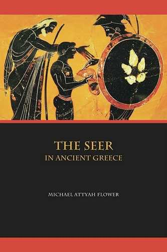 Michael Attyah Flower - The Seer in Ancient Greece
