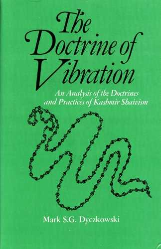 Mark Dyczkowski - The Doctrine of Vibration