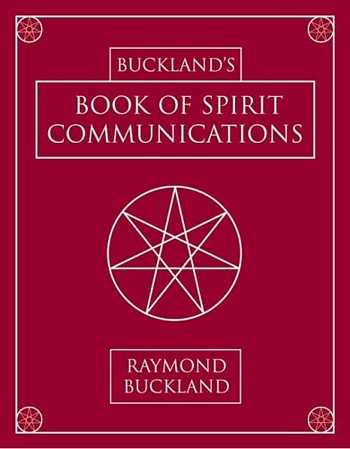 Raymond Buckland - Book of Spirit Communications