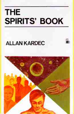 Allan Kardec - The Spirit's Book