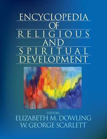 E. Dowling - Encyclopedia of Religious and Spiritual Development
